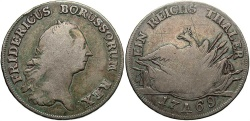World Coins - GERMAN STATES: Prussia 1769-A 1 Thaler