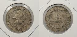 World Coins - BELGIUM: 1900/891 French text. 5 Centimes