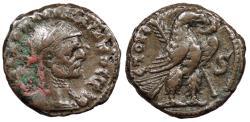 Ancient Coins - Egypt Alexandria Aurelian 270-275 A.D. Tetradrachm Alexandria Mint VF