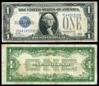 Us Coins - 1928-A 1 Dollar F/VF