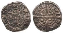 World Coins - ENGLAND Edward II 1307-1327 Penny Near EF