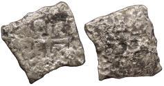 World Coins - MEXICO ND Circa 1600s-1700s Cob 4 Reales? No Grade