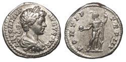 Ancient Coins - Caracalla 198-217 A.D. Denarius Rome Mint VF