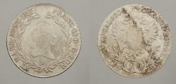 World Coins - AUSTRIA: 1806-B 20 Kreuzer