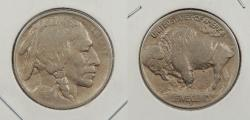 Us Coins - 1913-D Buffalo 5 Cent (Nickel) Type I