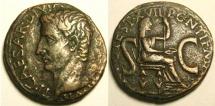 Ancient Coins - Tiberius,  A.D. 14 – 37,  AE As