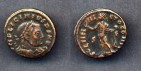 Ancient Coins - Licinius I, AD308-324, AE Follis, reduced