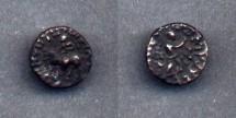 Ancient Coins - Indo-Parthians, Abdagases, AD 55-100/110, Billon Drachm (1.8g)