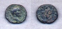 Ancient Coins - Septimius Severus, AD193-211, AE As