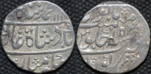 INDIA, MUGHAL, Muhammad Shah (1719-48): Silver rupee, Kora, RY 15. CHOICE!
