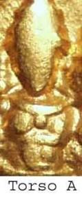 World Coins - INDIA, IKKERI NAYAKAS: Sadasiva Gold pagoda, Type A. VERY RARE + CHOICE!