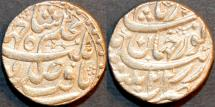 World Coins - INDIA, MUGHAL, Jahangir (1605-28) Silver rupee naming Nur Jahan, Patna, RY 22, AH 1037. SCARCE and SUPERB!