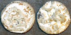 Ancient Coins - INDIA, CHUTUS of BANAVASI: Uninscribed Lead fraction. SCARCE + CHOICE!