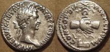 ROMAN: NERVA (96-98) AR denarius, Rome, CHOICE! Priced to sell!