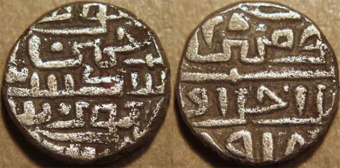 World Coins - INDIA, DELHI SULTANATE, Sikandar Shah Lodi (1488-1517) Silver tanka, AH 918