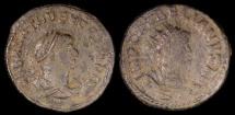 Ancient Coins - Valabalathus Antoninianus - IMP C AVRELIANVS AVG - Antioch Mint