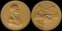 1817 James Monroe - US Mint Medal
