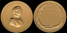 Us Coins - 1846 Major General Zachary Taylor - US Mint Medal