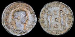 Ancient Coins - Probus Antoninianus - RESTITVT ORBIS - Antioch Mint