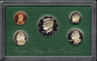 Us Coins - 1998 US Proof Set