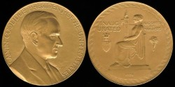 Us Coins - 1928 Calvin Coolidge - US Mint Medal