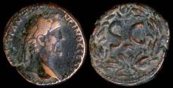 Ancient Coins - Antoninus Pius Ae22 - SC - Syria, Antiochia ad Orontem