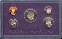 Us Coins - 1988 US Proof Set