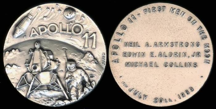 apollo 7 commemorative coin values - photo #45