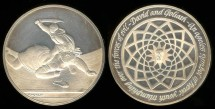 World Coins - 1975 Italy – David and Goliath