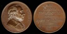 World Coins - 1818 France - Charles Simon Favart by Pierre-Simon-Benjamin Duvivier