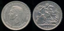 World Coins - 1951 Great Britain 1 Crown - George VI - UNC