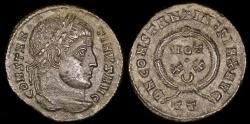 Ancient Coins - Constantine I Ae3 - D N CONSTANTINI MAX AVG - Ticinum