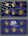 Us Coins - 2005 US Proof Set