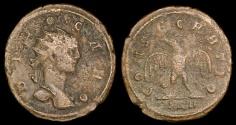 Ancient Coins - Carus  Antoninianus - CONSECRATIO - Rome Mint