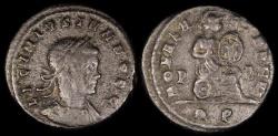 Ancient Coins - Licinius I Ae3 - ROMAE AETERNAE - Rome Mint