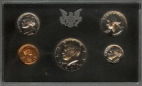 Us Coins - 1971 US Proof Set