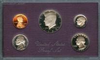 Us Coins - 1985 US Proof Set