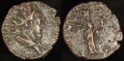 Ancient Coins - Tetricus II Antoninianus - COMES AVG - Cologne Mint