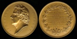 Us Coins - 1854 Perry Expedition to Japan Commemorative Medal