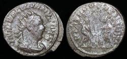 Ancient Coins - Valerian I Antoninianus - P M TR P V COS IIII P P - Antioch Mint