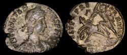 Ancient Coins - Constantius II Ae2 - FEL TEMP REPARATIO - Cyzicus Mint