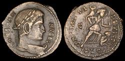 Ancient Coins - Constantine I Follis - SARMATIA DEVICTA - Lugdunum Mint