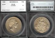 World Coins - 1866 Bavaria Thaler SEGS XF45