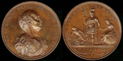 World Coins - 1799 GB - Liberation of Italy by Alexander Suworow during the Napoleonic Wars