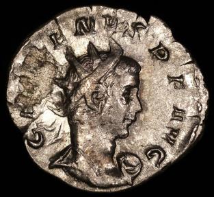 Ancient Coins - Gallienus Antoninianus -