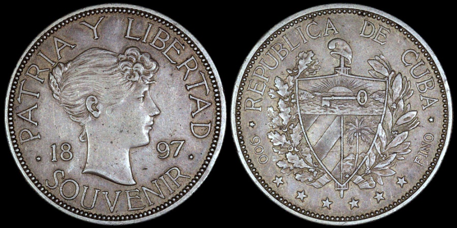 1897 Mexican Coin – Wonderful Image Gallery