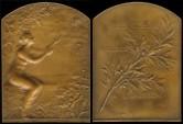 World Coins - 1915 Belgium: National Sympathy medal