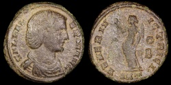 Ancient Coins - Galeria Valeria Ae Follis - VENERI VICTRICI - Atioch Mint