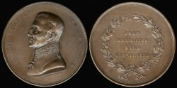 World Coins - 1852 GB - Duke of Wellington Death Medal