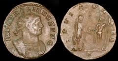 Ancient Coins - Aurelian Antoninianus - IOVI CONSERVATORI AVG - Rome Mint